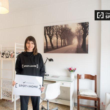 Rent this 2 bed apartment on Il Gatto E La Volpe in Via Casilina, 00176 Rome RM