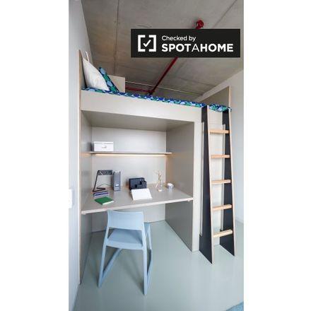 Rent this 0 bed apartment on carrer de la Mar Negra in 08910 Badalona, Spain