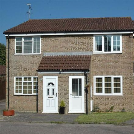 Rent this 2 bed house on Nutley Close in Ashford TN24 8YA, United Kingdom