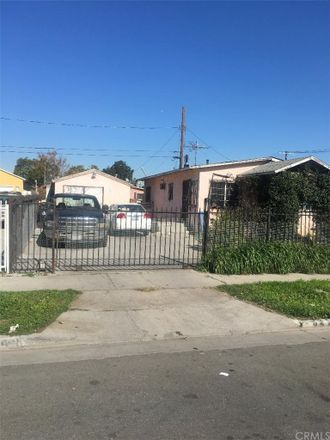 Rent this 2 bed house on 953 East 103rd Place in Los Angeles, CA 90002