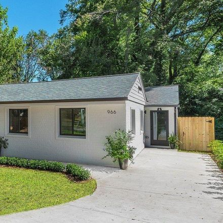 Rent this 4 bed house on Lawton St SW in Atlanta, GA
