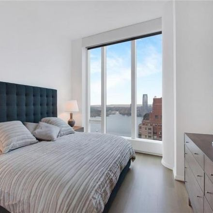 Rent this 1 bed condo on 50 West Street in New York, NY 10006