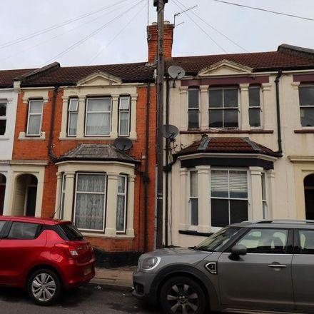 Rent this 1 bed room on Abington Avenue in Northampton NN1 4PA, United Kingdom
