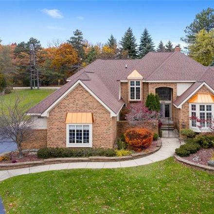 Rent this 4 bed house on 6351 Cherry Tree Court in Rochester Hills, MI 48306