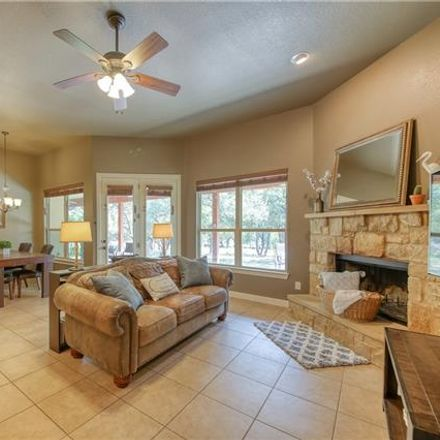 Rent this 3 bed house on 18813 Venture Drive in Point Venture, TX 78645