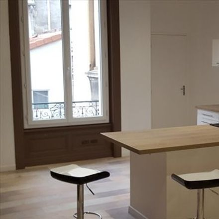Rent this 4 bed room on Rue Balay in 42000 Saint-Étienne, France
