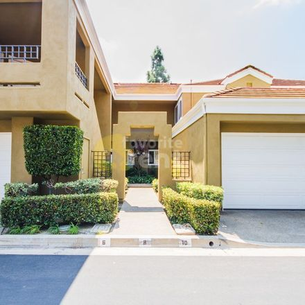 Rent this 3 bed apartment on 10 Lehigh Aisle in Irvine, CA 92612