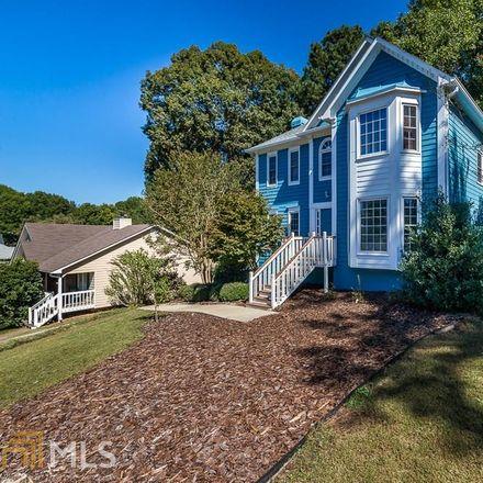 Rent this 4 bed house on 311 Etowah Valley Trce in Woodstock, GA