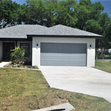 Rent this 3 bed house on West Flora Street in Tampa, FL 33604
