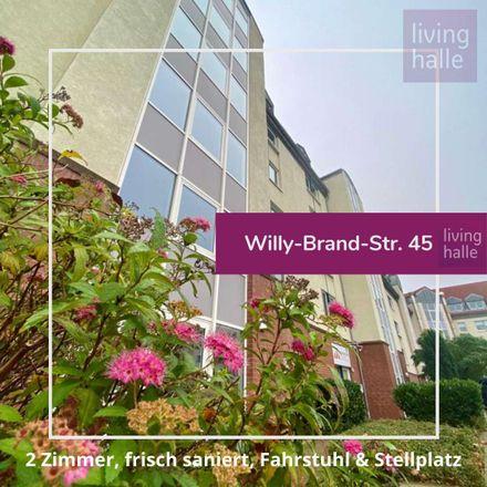 Rent this 2 bed apartment on Halle (Saale) in Südliche Innenstadt, ST