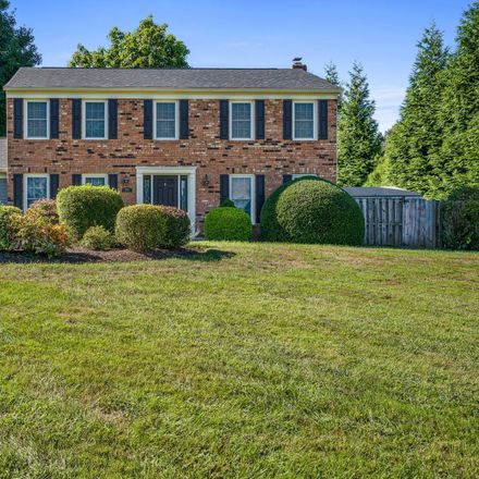 Rent this 4 bed house on 6110 Green Cap Place in Colchester Acres, VA 22030