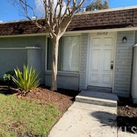 Rent this 3 bed condo on 26102 Via Pera in Mission Viejo, CA 92691