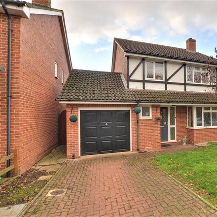 Rent this 4 bed house on Spelthorne TW18 1AD