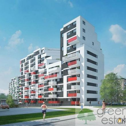Rent this 3 bed apartment on Orchis in Adama Bochenka 10, 30-693 Krakow