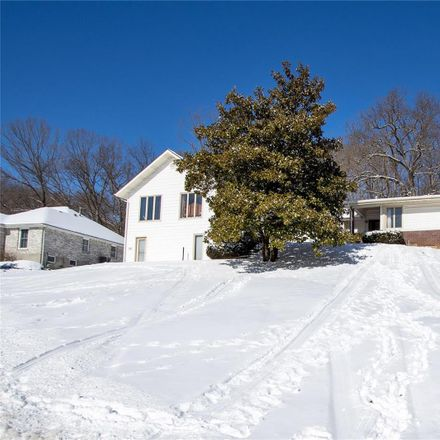 Rent this 4 bed house on 5974 Summerhedge Pl in Saint Louis County, MO 63128