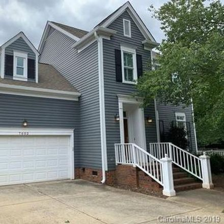 Rent this 4 bed apartment on 7600 Cashel Court in Charlotte, NC 28270