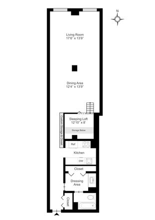 Rent this 1 bed loft on 310 East 46th Street in New York, NY 10017