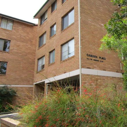 Rent this 2 bed apartment on 35/116-118 Herring Road