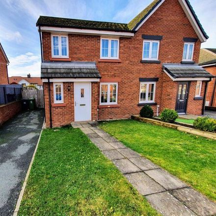Rent this 3 bed house on Cavaghan Gardens in Carlisle CA1 3DF, United Kingdom