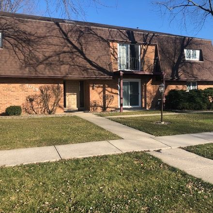 Rent this 2 bed condo on 1019 Shagbark Road in New Lenox, IL 60451