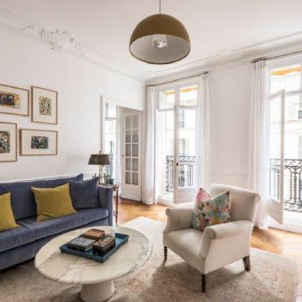 Rent this 5 bed apartment on 22 Rue du Champ de Mars in 75007 Paris, France