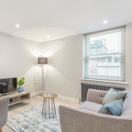 Rent this 1 bed apartment on Goodge Street News in 49 Goodge Street, London W1T 1TE