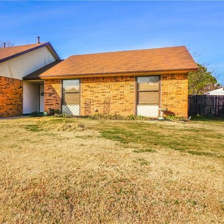Rent this 3 bed house on 2713 Creekview Place in Norman, OK 73071