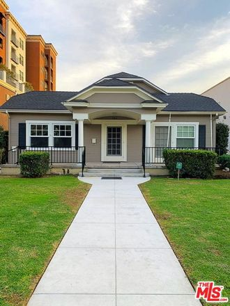 Rent this 4 bed house on 326 West Wilson Avenue in Glendale, CA 91203