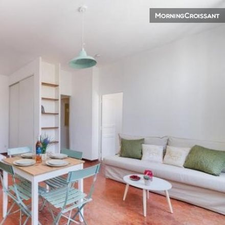 Rent this 1 bed apartment on 43 Rue du Panier in 13002 Marseille, France