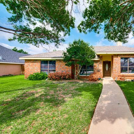 Rent this 3 bed house on 5009 Los Alamitos Drive in Midland, TX 79705