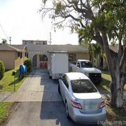 Rent this 4 bed house on 8149 Northwest 12th Court in Sunny South Trailer Park, FL 33147