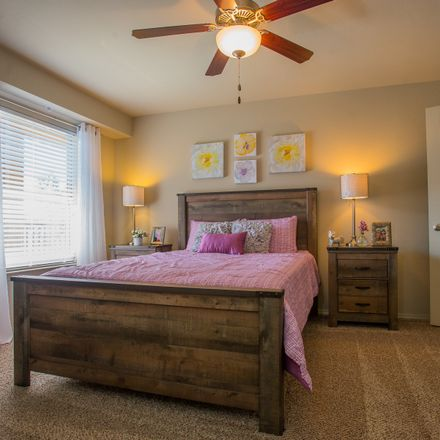 Rent this 2 bed apartment on 1701 West Union Court in Broken Arrow, OK 74011