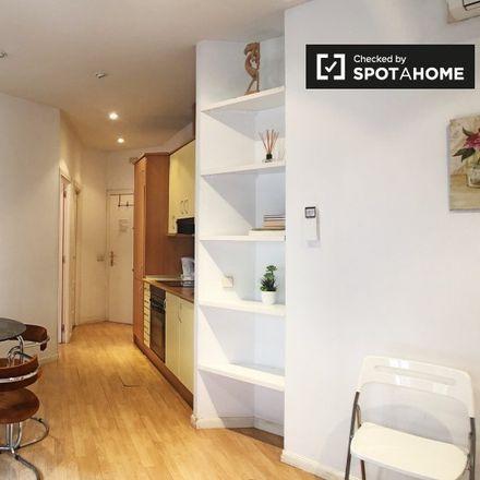 Rent this 1 bed apartment on Calle de Álvarez Gato in 4, 28001 Madrid