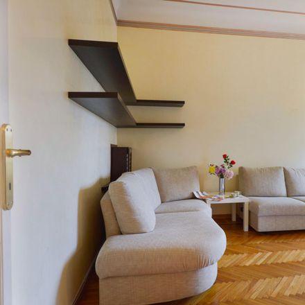 Rent this 1 bed apartment on Via Francesco Albani in 20149 Milan Milan, Italy