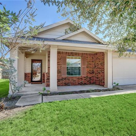 Rent this 3 bed house on Basket Flower Bend in Elgin, TX