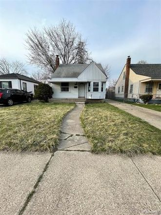 Rent this 3 bed house on 16291 Eastburn Street in Detroit, MI 48205