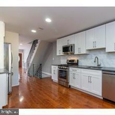 Rent this 4 bed townhouse on 1320 South Carlisle Street in Philadelphia, PA 19146