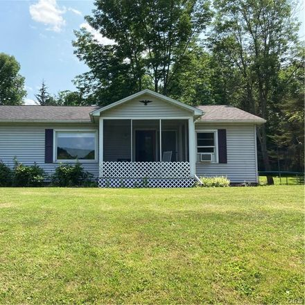 Rent this 3 bed house on 1899 Gorton Road in Poolville, NY 13346