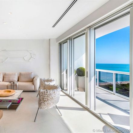 Rent this 2 bed condo on 9601 Collins Ave in Bal Harbour, FL