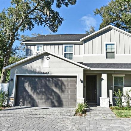 Rent this 4 bed house on 2608 S Crystal Lake Dr in Orlando, FL