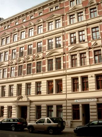 Rent this 2 bed apartment on Sternstraße 11 in 39104 Magdeburg, Germany