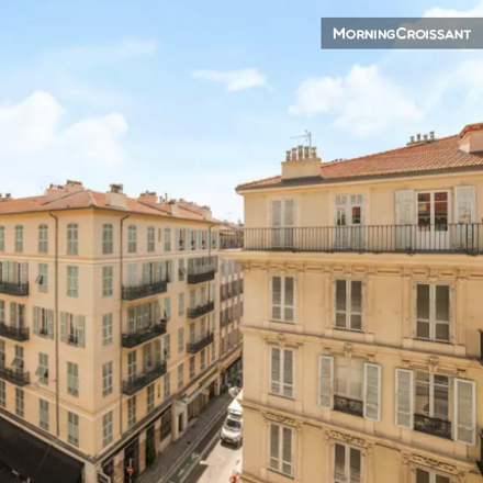 Rent this 1 bed apartment on 10 Rue Dante in 06000 Nice, France
