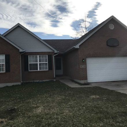 Rent this 3 bed house on 165 Haley Lane in Walton, KY 41094