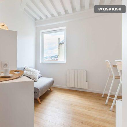 Rent this 1 bed apartment on Quai Jules Courmont in 69002, Lyon