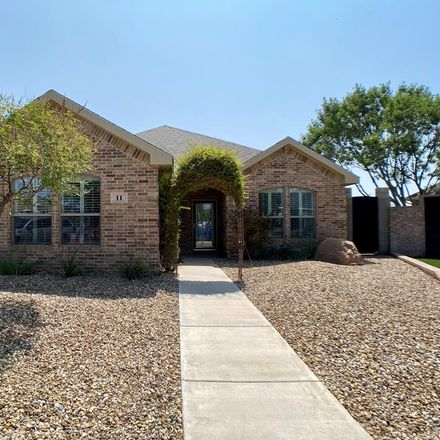 Rent this 3 bed house on 11 Long Champ Court in Odessa, TX 79762