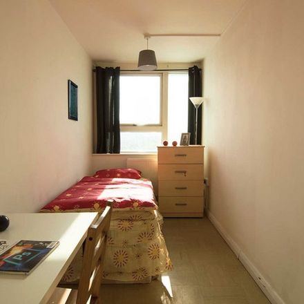 Rent this 1 bed room on 63 Rainhill Way in London E3 3NS, United Kingdom