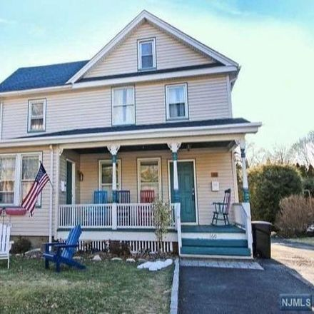 Rent this 2 bed house on 162 Ackerman Avenue in Glen Rock, NJ 07450