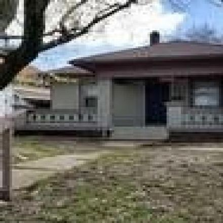 Rent this 3 bed house on 1375 North Kealing Avenue in Indianapolis, IN 46201