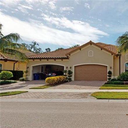 Rent this 2 bed apartment on Isla Bella Circle in Bonita Springs, FL