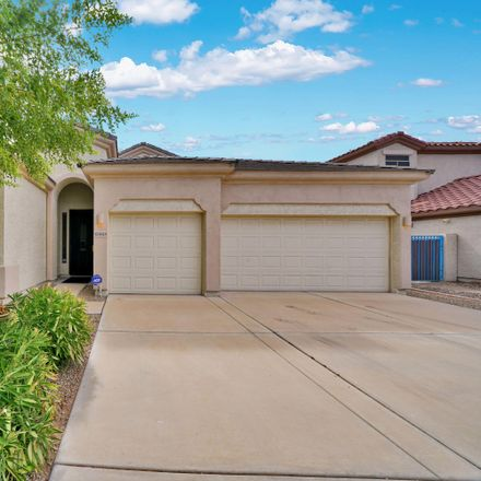 Rent this 3 bed house on West Monte Vista Road in Goodyear, AZ 85395
